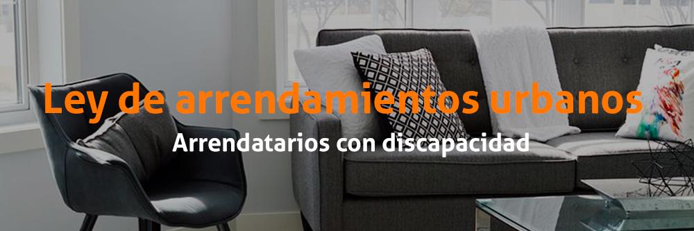 adaptar una vivienda alquilada para discapacitados o gente mayor