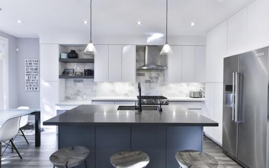 Muebles de cocina modernos: ideas y detalles