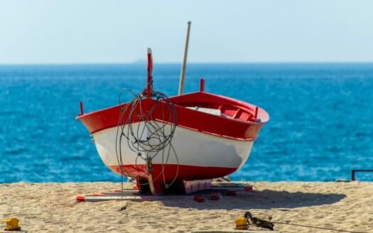 Camino de Ronda en el Maresme